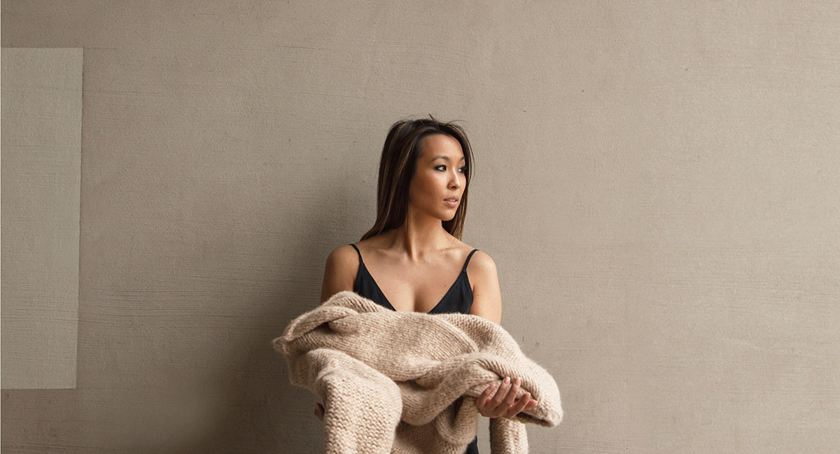 Fair Fashion_Knit_Strick_Dress_Kleid_Sustainable Fashion_Slowfashion_Eco_Concious_Nachhaltigkeit_SyringaLotus_Lai Chun_Sandra Lai-Chun Cheung_Fashion_Mode_