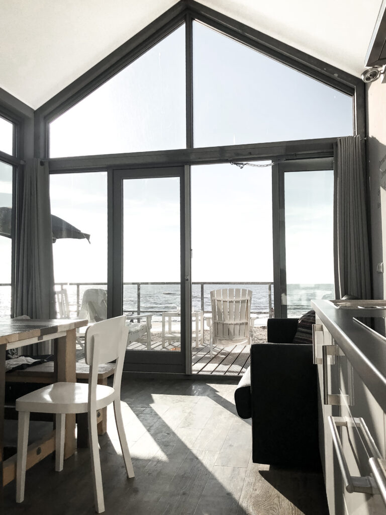 Strandhaus Julianadorp Lai Chun Syringalotus Niederlande Nordsee Holland Urlaub Travel Meer
